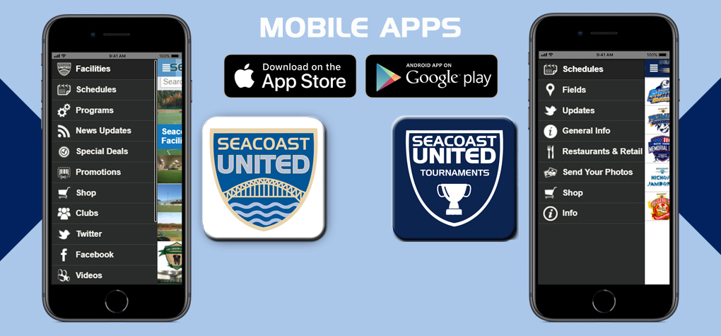 MOBILE APPS:  DOWNLOAD TODAY!